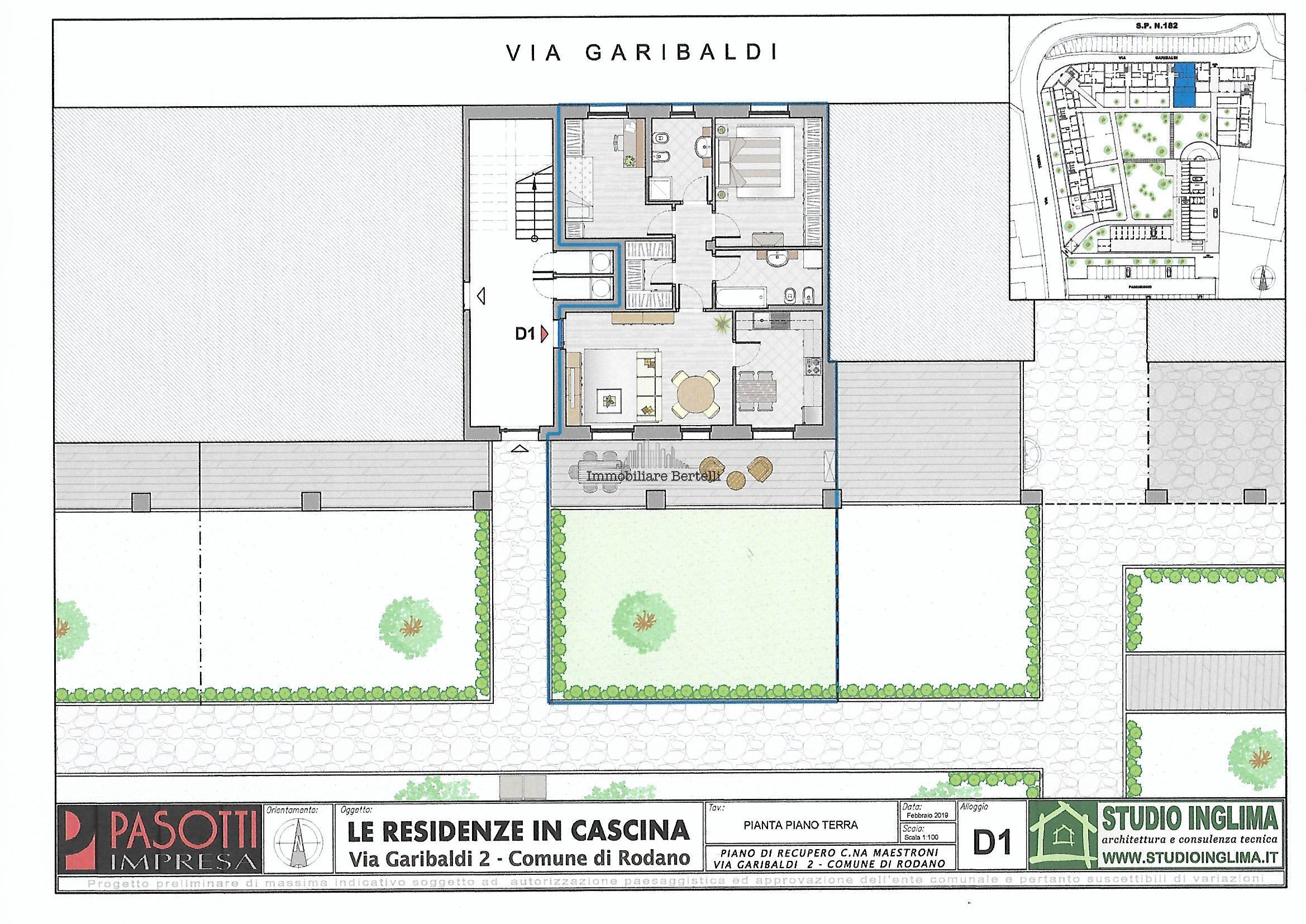 LE RESIDENZE IN CASCINA – RODANO – MILANO