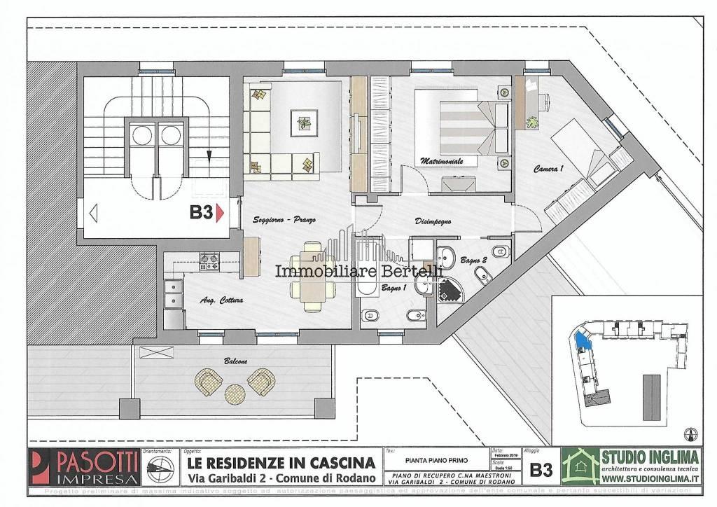 LE RESIDENZE IN CASCINA